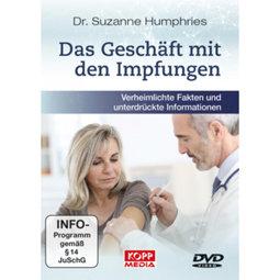 Das Geschäft mit den Impfungen, DVD
