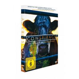 Cowspiracy - Das Geheimnis der Nachhaltigkeit, DVD