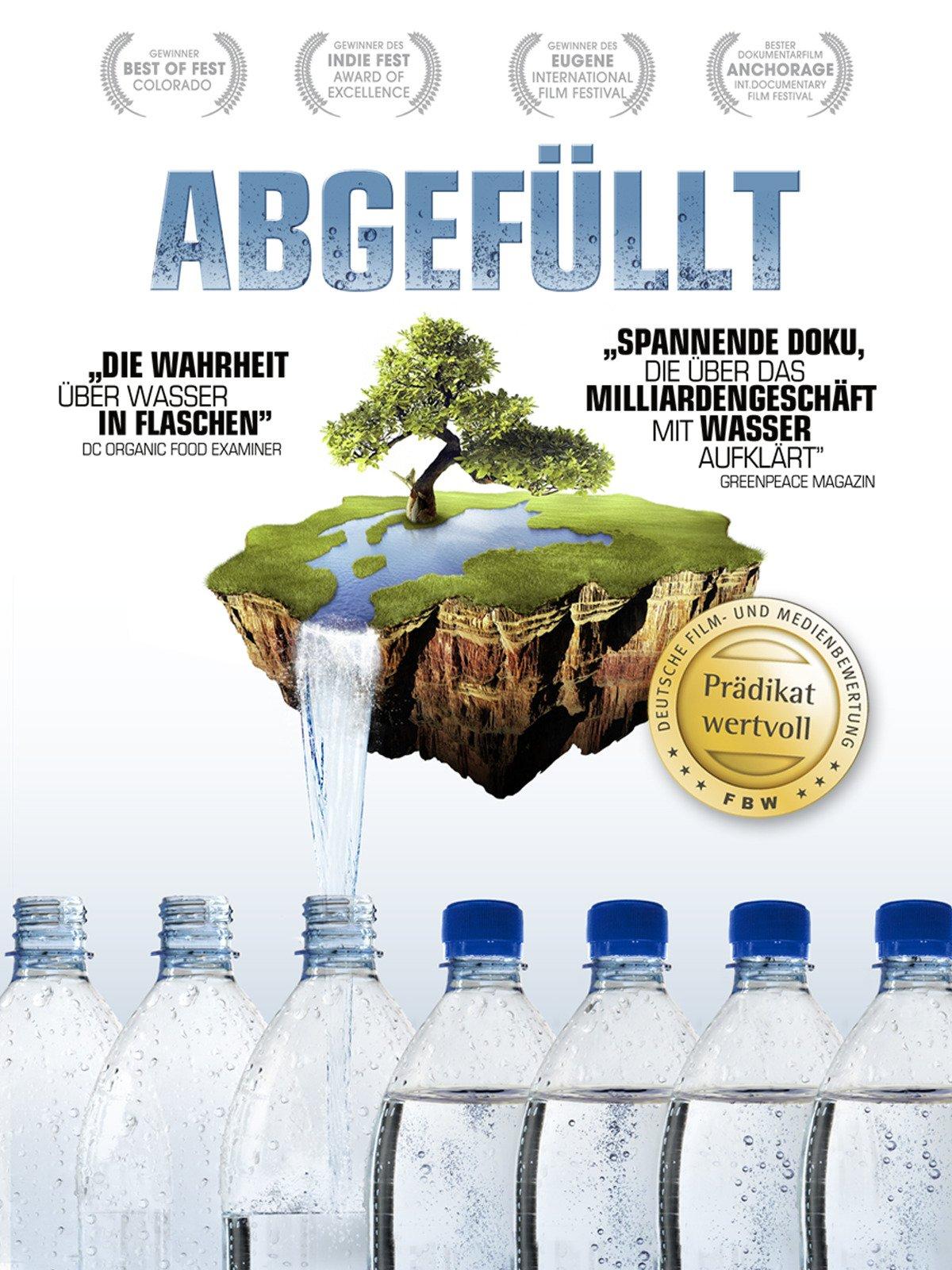 Das Milliardengeschäft mit dem Wasser