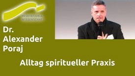 Alltag spiritueller Praxis