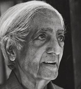 Jiddu Kristhnamurti