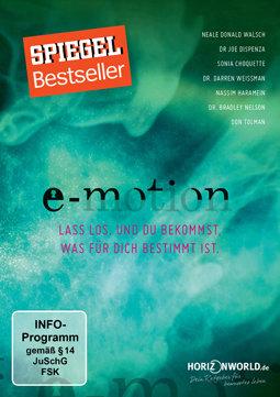 Emotion  - Lass los und du bekommst, was für dich bestimmt ist.
