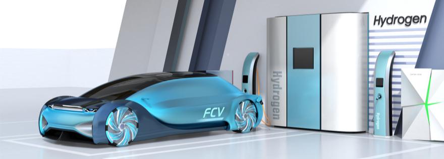 China setzt jetzt auf Wasserstoffautos