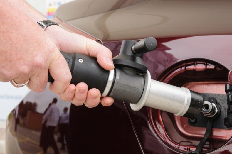 Wasserstoff statt Elektroautos China
