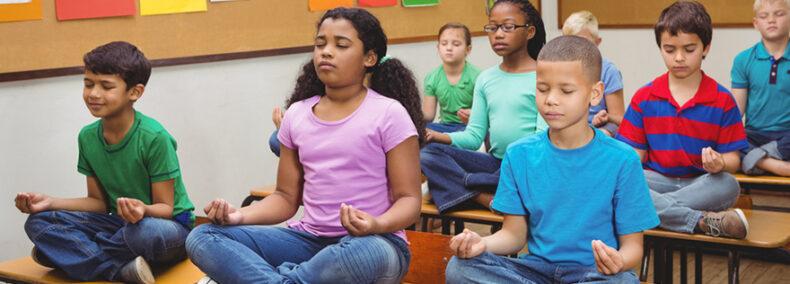 Achtsamkeit: Pflichtfach in Englands Schulen