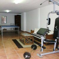 Casa Horizon - Fitnessraum