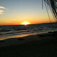 Casa Horizon - Sonnenuntergang