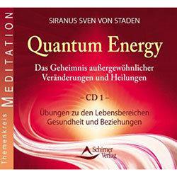 Quantum Energy Audio-CD