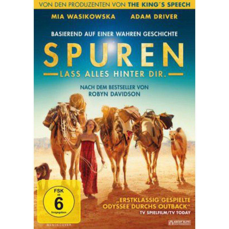 DVD SPUREN - Lass alles hinter dir