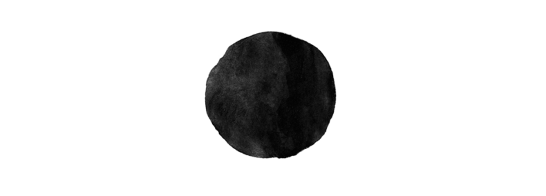 Der schwarze Punkt – Eine schöne Botschaft