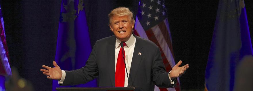 Rüdiger Dahlke Donald Trump